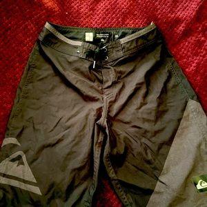 Quicksilver men's swim shorts